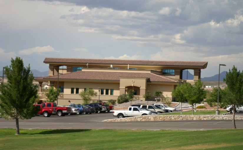 NMSU Golf Course Clubhouse   Las Cruces, NM