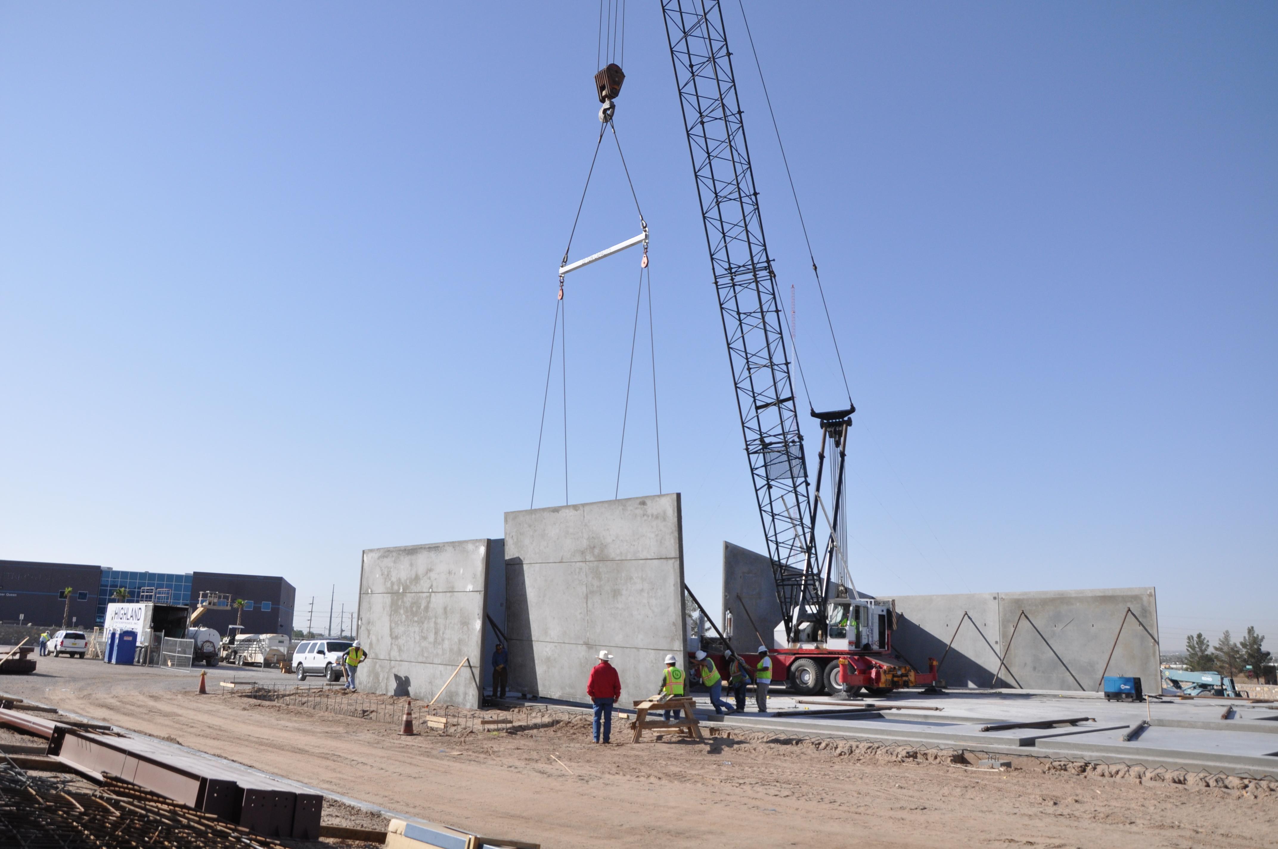 Johnston 39 s supply el paso tx highland enterprises inc for New construction el paso tx