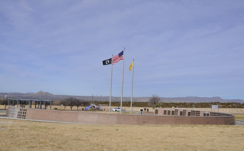 Veterans Memorial Park | Las Cruces, NM