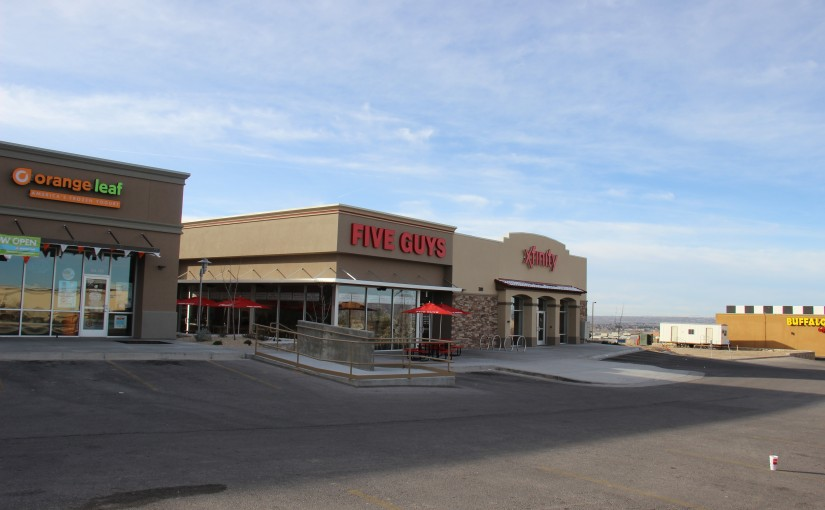 Five Guys | Las Cruces, NM