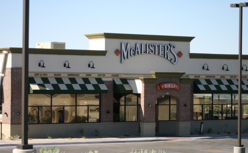 MCALISTERS 2010