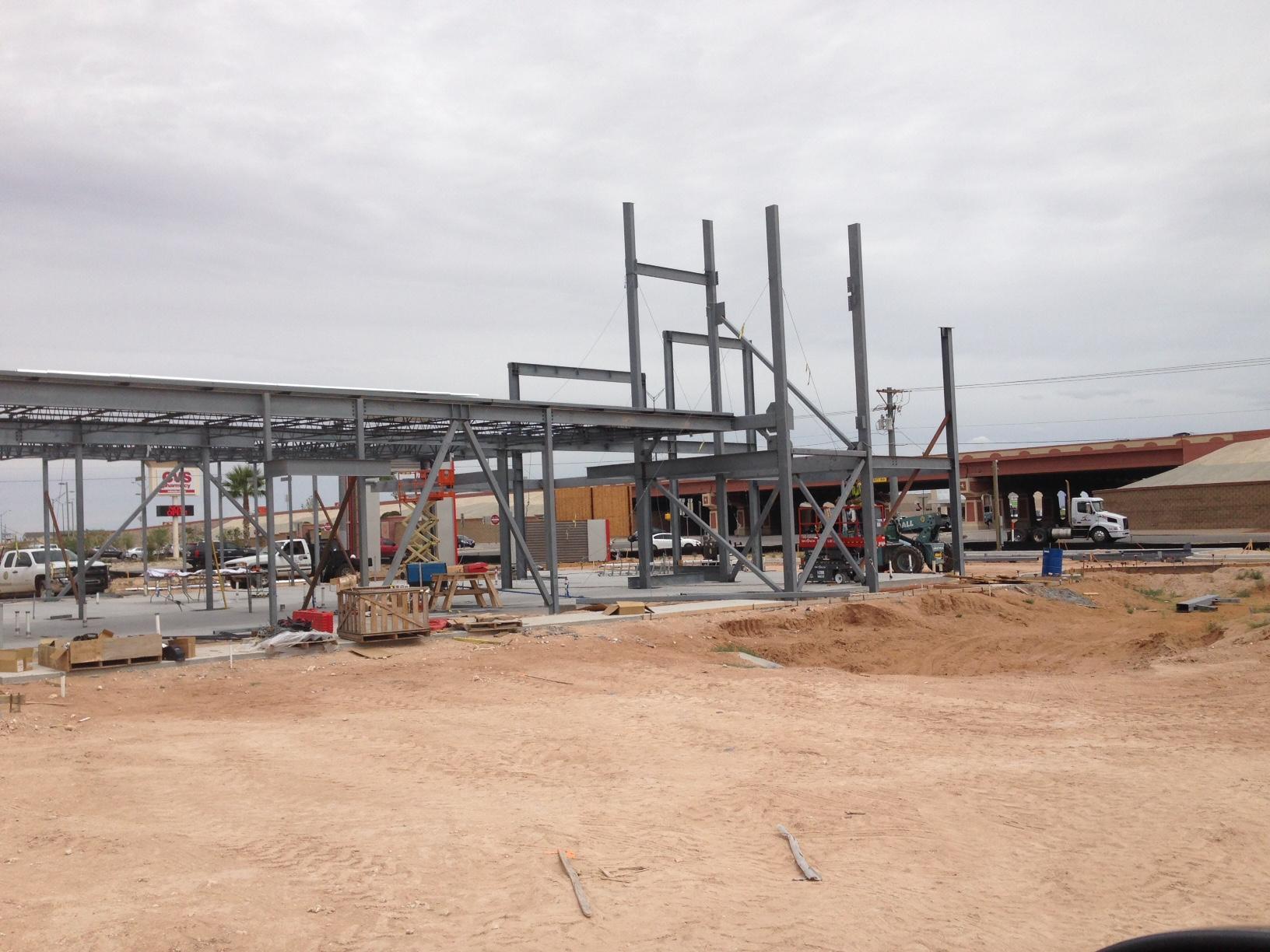 Sun city emergency room el paso highland enterprises inc for New construction el paso tx