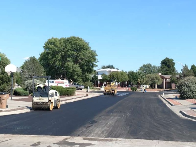 Street & Parking Lot Maintenance | Southern New Mexico & West Texas